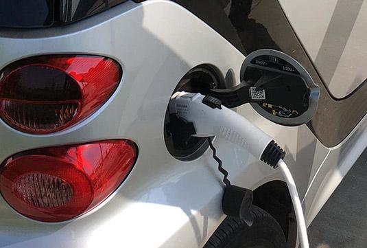 зарядно за електромобили