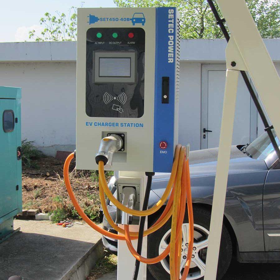 ZEVS charger